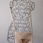 Sac Coco, crochet main en coton