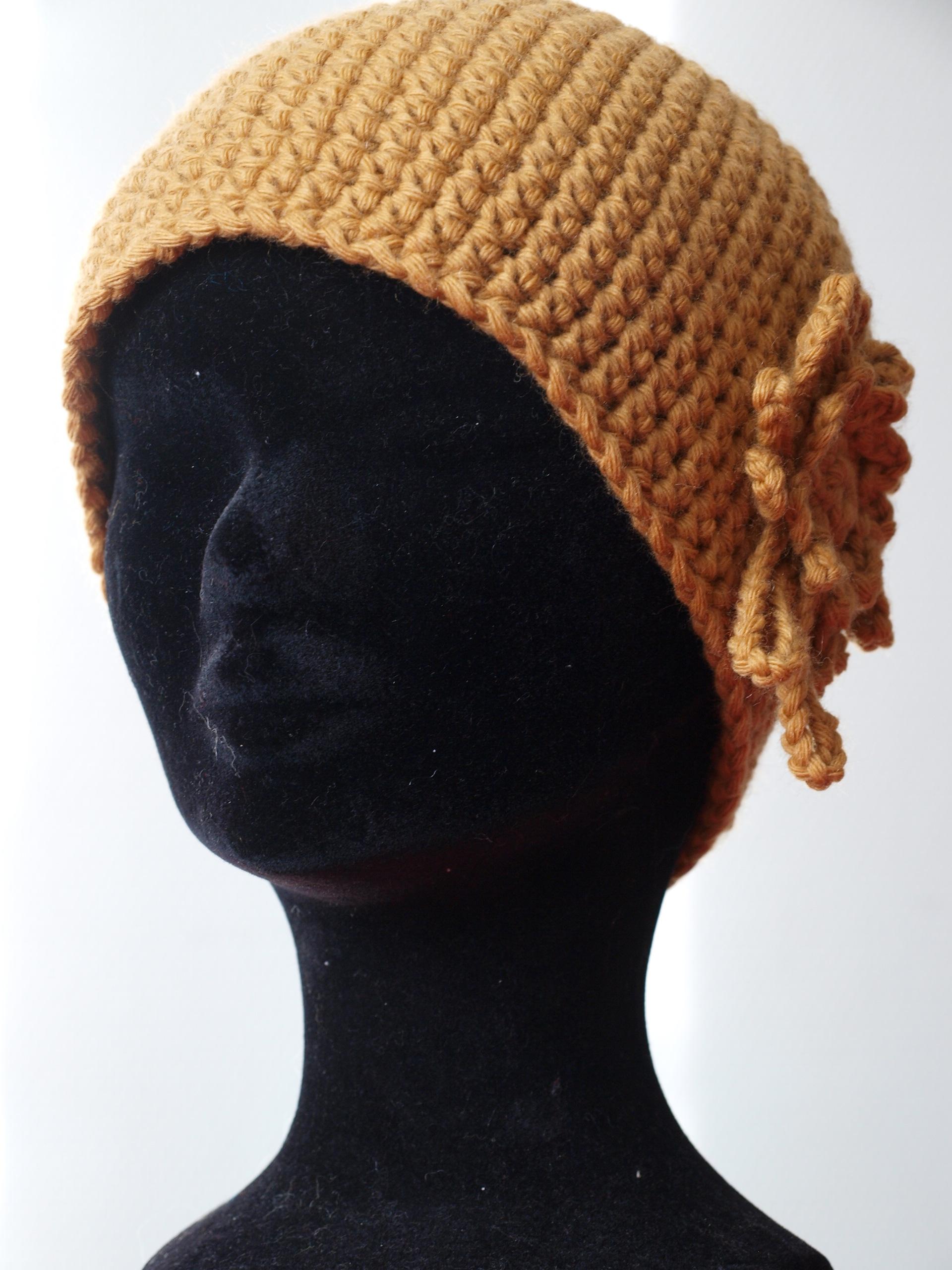 Bonnet honey tricoti tricota - Demi bride au crochet ...