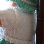 Bolro tricot main Malle