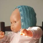 béguin bébé au crochet