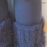 robe fillette tricot