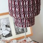 lampe en fil ruban