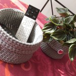 corbeille, vide-poche crochet